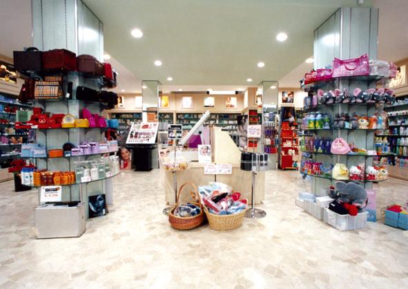 Panoramica Sabbioni negozio 5