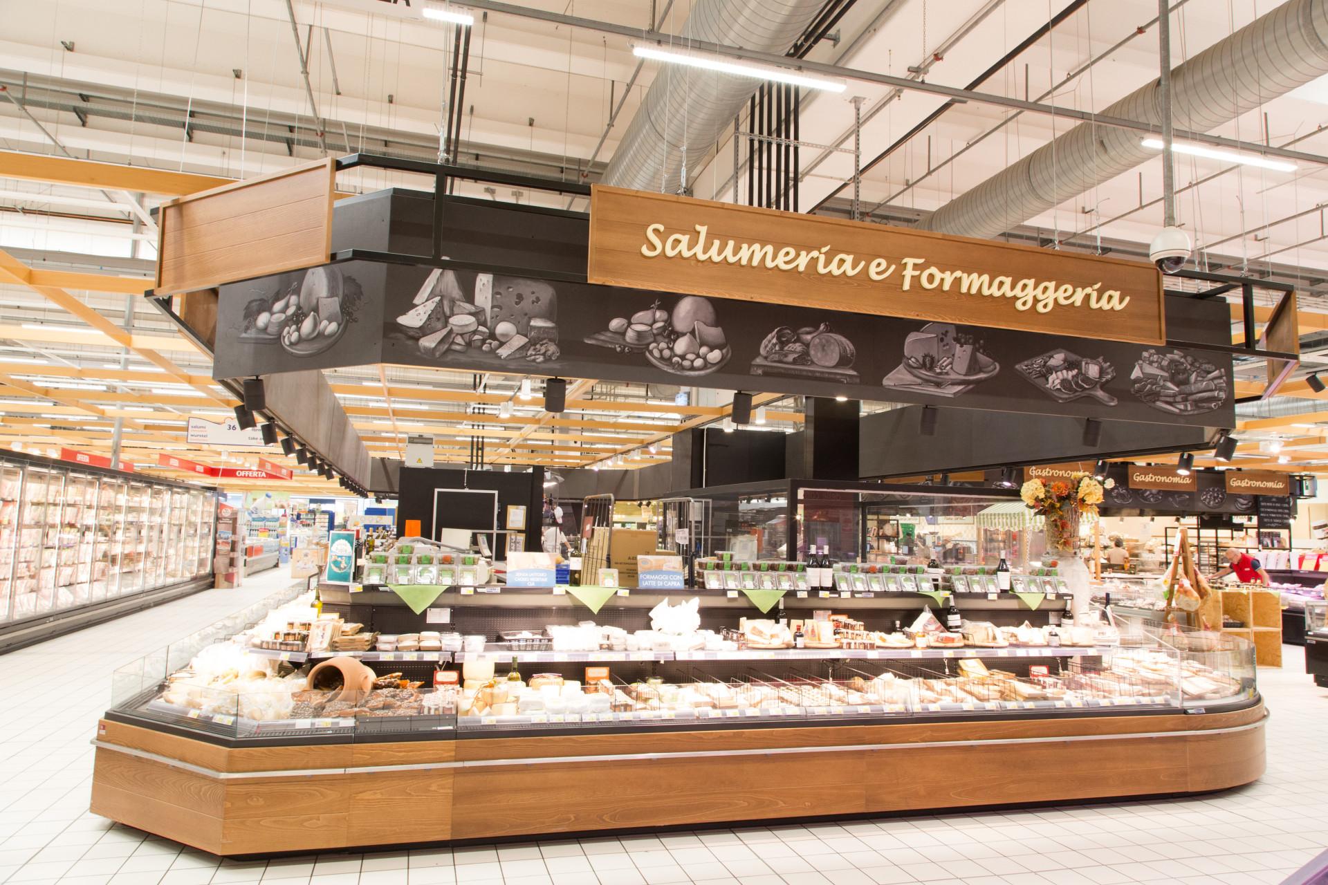 Conad Le Befane Ortofrutta-Gastronomia